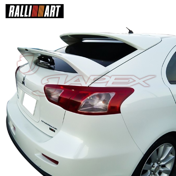 Details about RALLIART Sports Rear Wing Unpainted GALANT FORTIS SPORTBACK  CX4A RACX4603P1