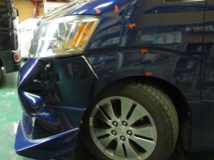 格安板金塗装はジャペックス・・・ 保険修理もジャペックスまで!!! お気軽にどうぞ~